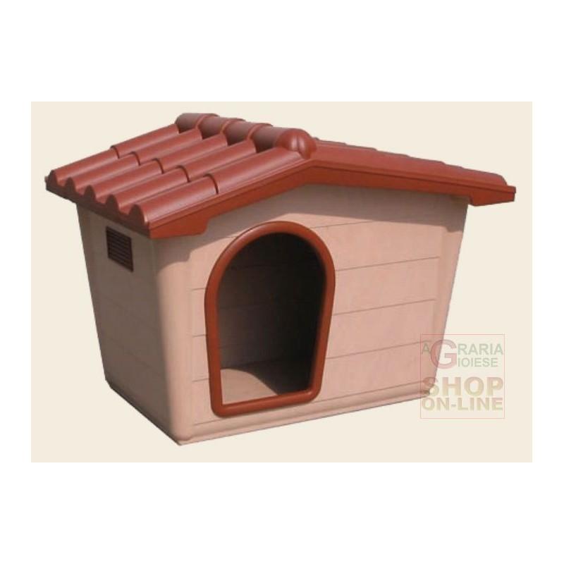 Casette Per Cani In Plastica.Cuccia Per Cani In Polipropilene Sprint Mini Cm 60 X 50 X 41h