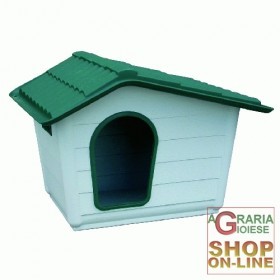 KENNEL FOR DOGS MEDIUM SIZE IN RESIN CM. 79X56X60H.