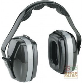 HEADSET WITH HIGH ATTENUATION EFFECTIVE EVEN FOR LOW FREQUENCY