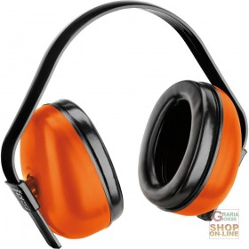 NEWTEC EN 352 HEADPHONE ORANGE COLOR