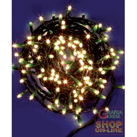 MINI PITCHES FOR INTERIOR 100 LIGHTS WITH MULTICOLOR CONTROLLER ART. 00308