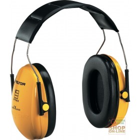 PELTOR H510A HEADSET TIME HARNESS YELLOW COLOR