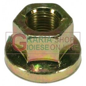 FLANGED NUT 9/16 IN. X 18 137266