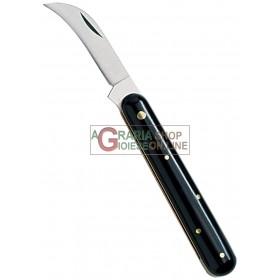 DE LUCA GRAFT KNIFE WITH RONCOLA CURVE BLADE