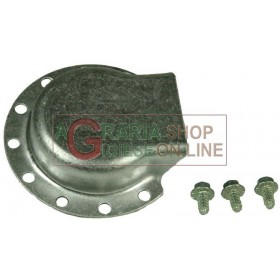 DEFLECTOR FOR EXHAUST TO BE USED ON MUFFLER COD. 22005