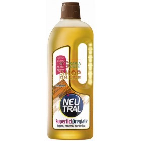 DETERGENTI NEUTRAL SUPERIFICI PREGIATE ML. 750