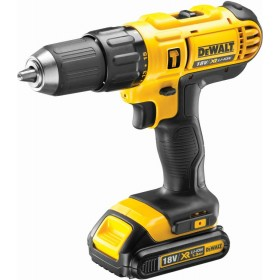 DEWALT DCD776C2 IMPACT SCREWDRIVER WITH 2 LITHIUM BATTERIES 18V 1,3AH
