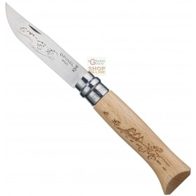 OPINEL CYCLIST KNIFE STAINLESS STEEL BLADE N. 8