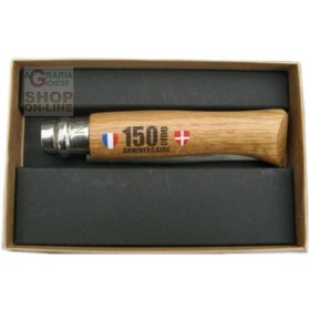OPINEL COMMEMORATIVE KNIFE 150 ANNIVERSARY FRENCH SAVOY N. 8