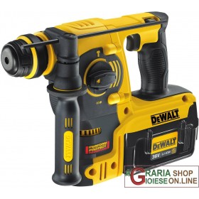 DeWALT SDS PLUS PROFESSIONAL HAMMER WITH TWO LITHIUM BATTERIES 36V 2Ah DCH363D2