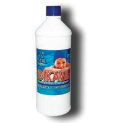DIKAVIL DESCALER CONCENTRATED FOR POOLS LT. 1