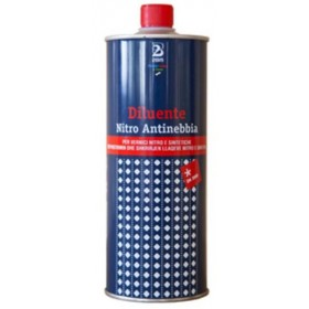 ANTI-FOG NITRO THINNER 2BM LT. 1