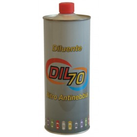 DILUENTE ALLA NITRO DIL/70 LT. 1