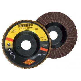 ABRASIVE DISC WITH LAMPS MM. 115X22 GR.80