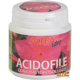 ALTEA IDRO ACIDOFILE WATER SOLUBLE FERTILIZER FOR ACIDOFILIC PLANTS GR. 100