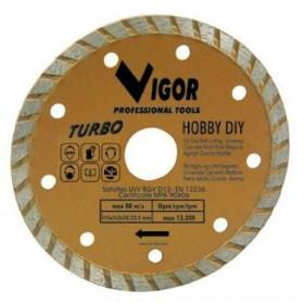 TURBO HOBBY-DIY GOLD DIAMOND DISC DIA.MM.115 52810-05 / 3