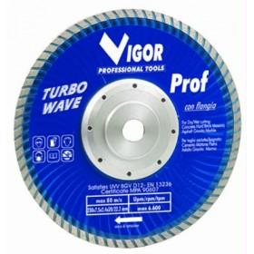DISCO DIAMANTATO TURBO WAVE PROF BLU DIA. MM. 230