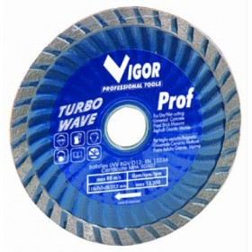 DIAMOND DISC TURBO-WAVE PROF BLUE DIA.MM.115