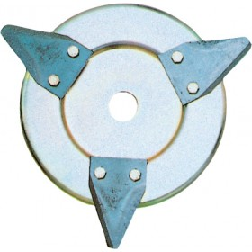 DISC FOR BRUSHCUTTERS 3 REPLACEABLE BLADES