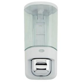 LIQUID SOAP DISPENSER 1 PLACE WHITE ML. 500