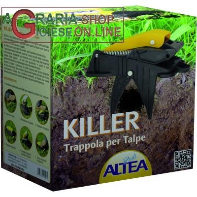 ALTEA KILLER TRAPPOLA MECCANICA PER TALPE E ARVICOLE TALPIRID