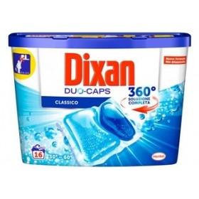 DIXAN DUO-CAPS CLASSIC 16 CAPS
