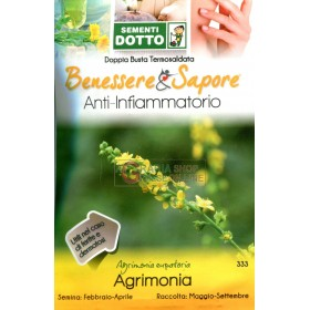 DOTTO BAGS SEEDS OF AGRIMONY