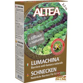 ALTEA LUMACHINA NATURAL ANTI-SNAIL BARRIER 2,5 Kg