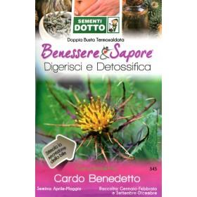 DOTTO BAGS SEEDS OF CARDO BENEDETTO