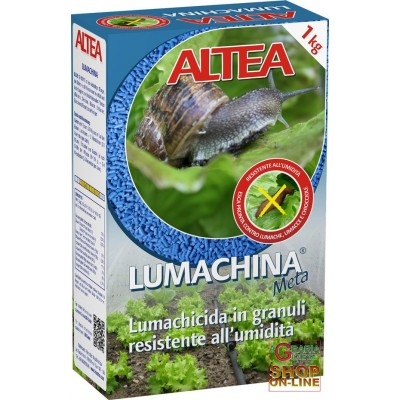 ALTEA LUMACHINA META ESCA LUMACHICIDA GRANULARE 1 Kg