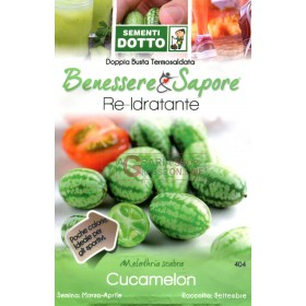 DOTTO BAGS SEEDS OF CUCAMELON