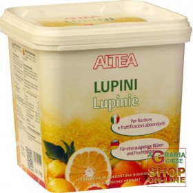 ALTEA LUPINI GROUND FOR THE FERTILIZATION OF CITRUS AND ACIDOFIL Kg 3