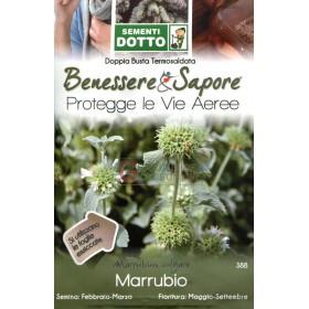 DOTTO ENVELOPES SEEDS OF MARRUBIO