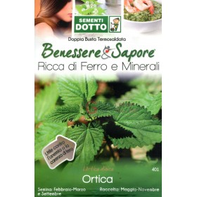DOTTO BAGS SEEDS OF NETTLE