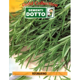 DOTTO BAGS SEEDS OF ROSEMARY