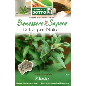 DUCT BAGS SEEDS OF STEVIA