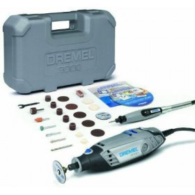 DREMEL MULTI-TOOL 3000JF WITH 25 ACCESSORIES