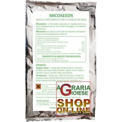 ALTEA MICOSEEDS INOCULO MICORRIZICO PER LA CONCIA DEI SEMI 50 g
