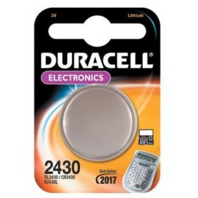 DURACELL BATTERY CR2430 BL. 1
