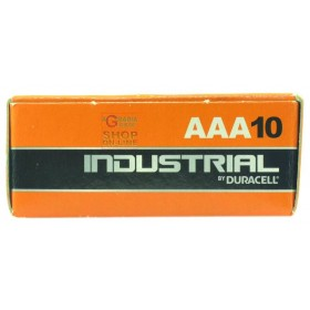 DURACELL BATTERIES INDUSTRIAL ALKANI MINISTILO BATTERIES BOX PCS 10 AAA