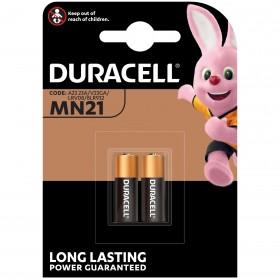 DURACELL ALKALINE BATTERY 12V MN21 PCS. 2