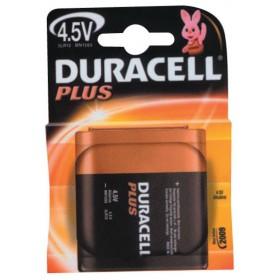 DURACELL 4.5V FLAT ALKALINE BATTERY MN1203