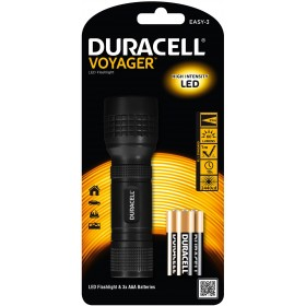 DURACELL LED TORCH VOYAGER EASY3 LUMEN 60