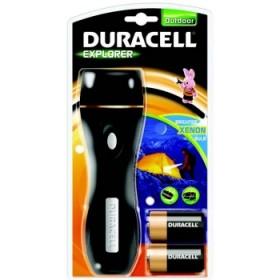 DURACELL TORCIA EXPLORER INCLUSE 2 BATTERIE DURACELL