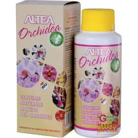 ALTEA ORCHIDEA LIQUID NATURAL FERTILIZER FOR ORCHIDS WITH GUANO 200g