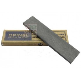 OPINEL STONE KNIFE SHARPENER FINE GRAIN CM. 10