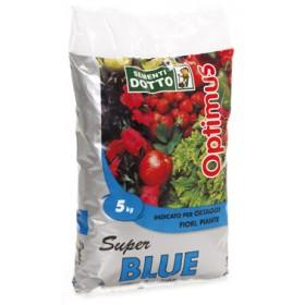 OPTIMUS FERTILIZER BLUE NPK 2.12.17 SUPER BLUE KG. 5