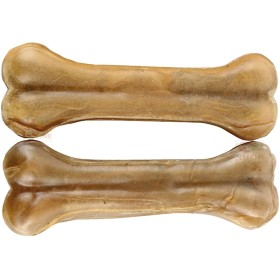 MEDIUM NATURAL BONE FOR DOGS CM. 12.5 GR. 140 PCS. 2