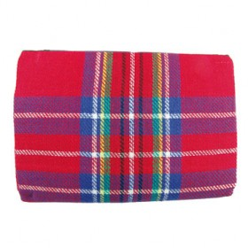 OUTLIVING BLANKET FOR PIC NIC WITH ANTI-DAMP LINING IN PVC OU 585 RED