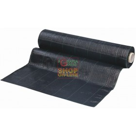 MULCHING MESH BLACK CM. 50 packs 10 meters